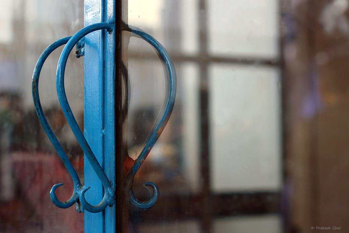 Minimalist Photography By Prakash Ghai Reflection Of Glass Door