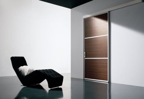 Pintu depan rumah kita yaitu gerbang utama ketika menyambut tamu Model Daun Pintu Minimalis