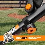 WORX 20V GT Cordless Grass Trimmer spool holder