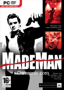Made Man Game cover