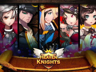 Ikon Heaven Knight Apk