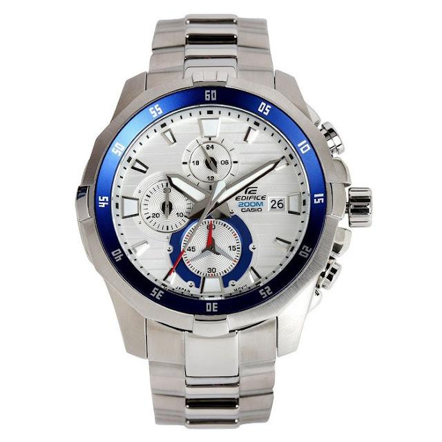 Mẫu đồng hồ nam cao cấp dây kim loại kết hợp mặt đen sang trọng