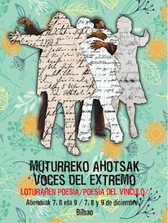 Voces del extremo - diciembre 2017 - Bilbao