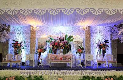 Dekorasi Pernikahan - Daniico Wedding Planner & Organizer