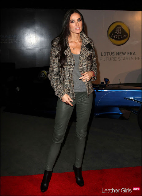 Torr Fashion Skinny Jeans Demi Moore
