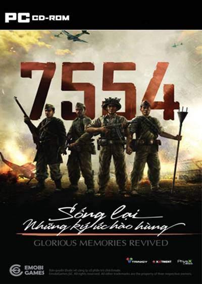 7554 [PC] (2012) [ENG] [DVD5] [Varios Hosts]