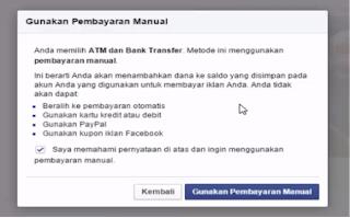 Cara bikin iklan dalam facebook