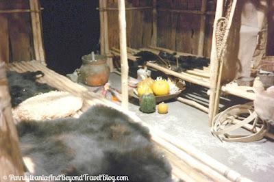 Seneca-Iroquois National Museum - LONGHOUSE