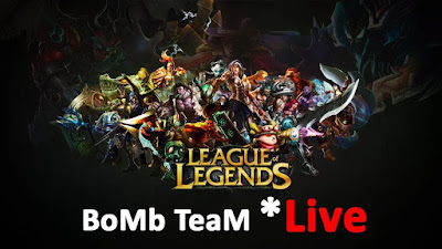 League of Legends BoMb TeaM