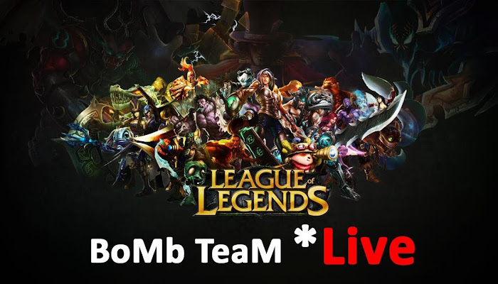 BoMb TeaM Live Stream RANKED FLEX - League of Legends | LoL