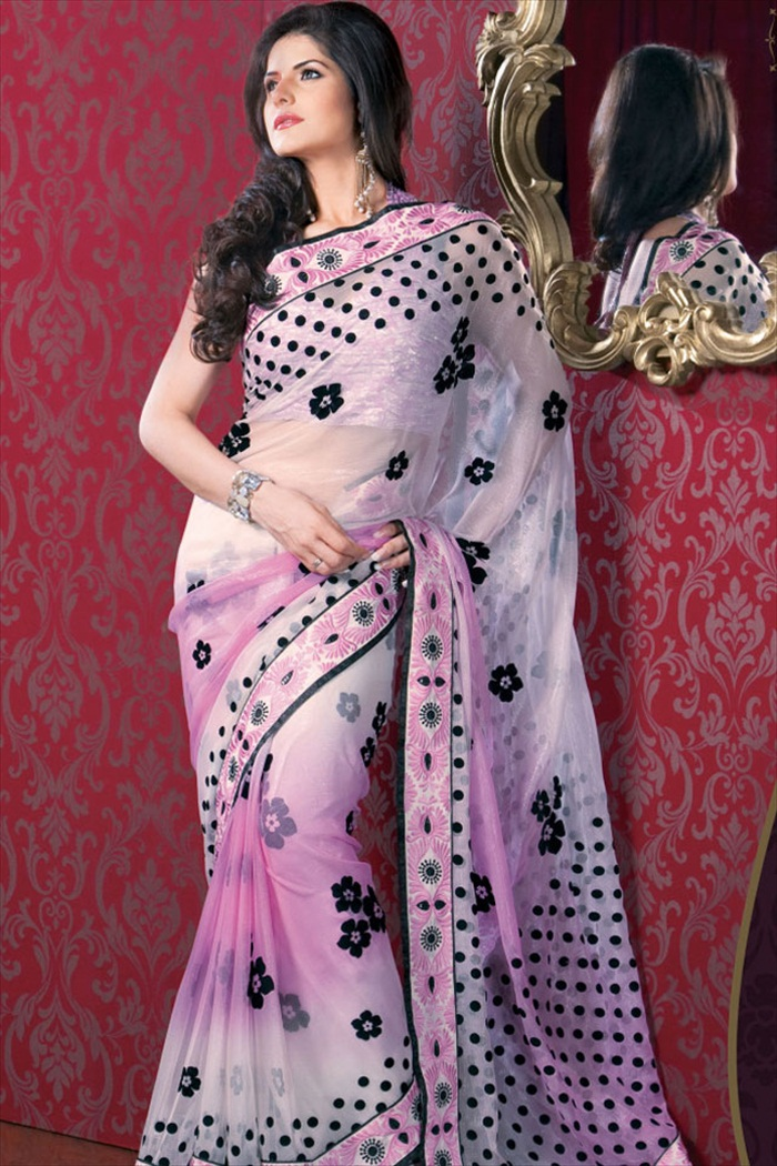 Bollywood Sarees Navels: Tourist Attraction India: Indian Dress Saree For Women