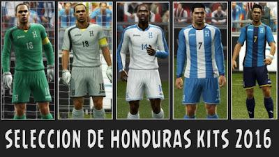 Honduras Kits 2016