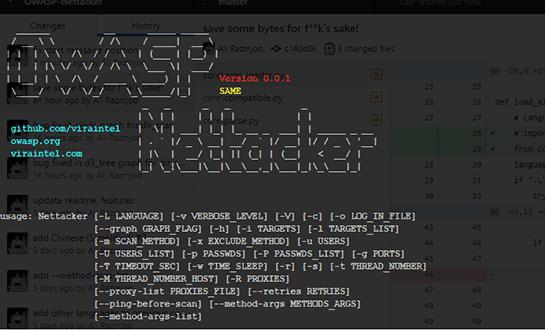 OWASP Nettacker- Automated Penetration Testing Framework