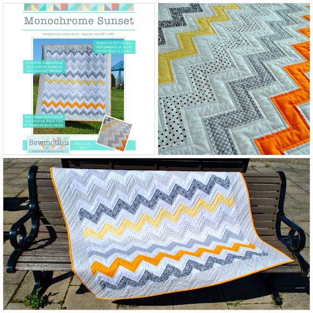 http://www.sewmotion.com/sewmotion_shop/prod_5309383-Monochrome-Sunset-Quilt-Pattern.html