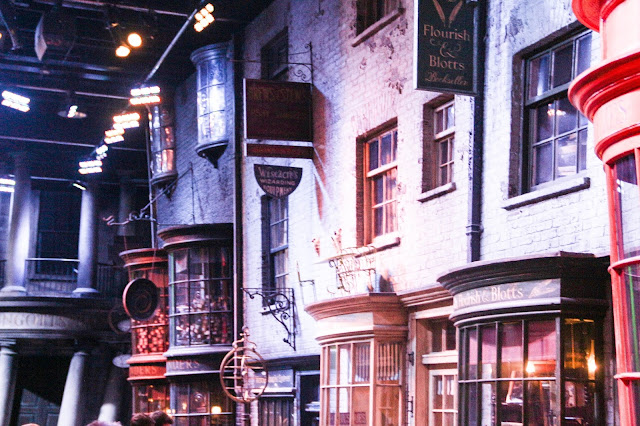 Chemin de Traverse Harry Potter