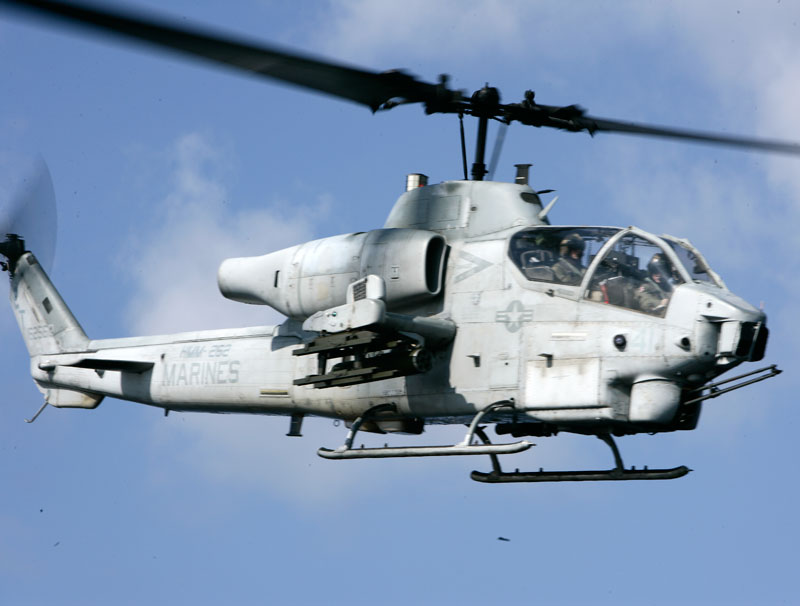 Transportation Picture: AH-1 Cobra Helicopter