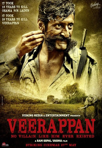 Veerappan 2016 Hindi Movie Download