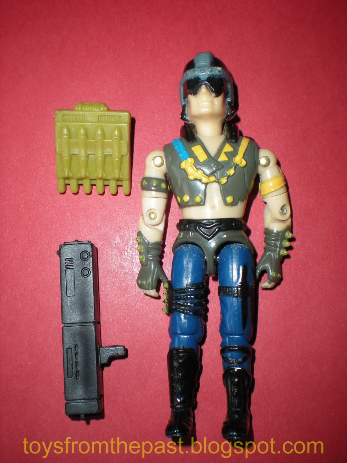 Toys from the Past: #155 THE CORPS! – WAVE 1 (III) (1986)