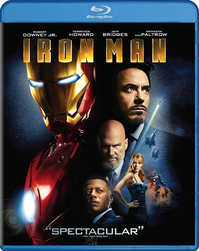 Iron Man 2008 BRRip 720p Hindi Dubbed Dual Audio DD 5.1