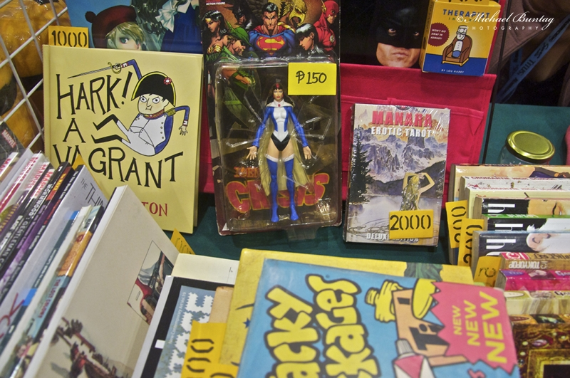 Exhibit Hall, Komikon 2012
