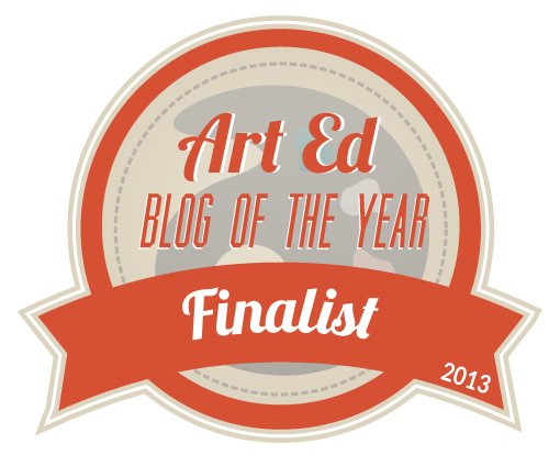 Art of Education's 2013 Blog of the Year Finalist