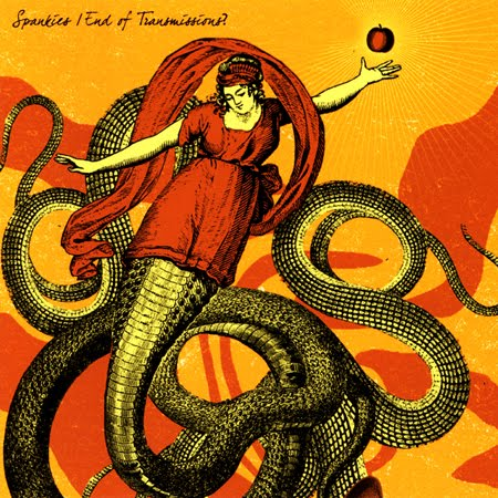 <center>Spankies - End Of Transmissions EP (2009)</center>