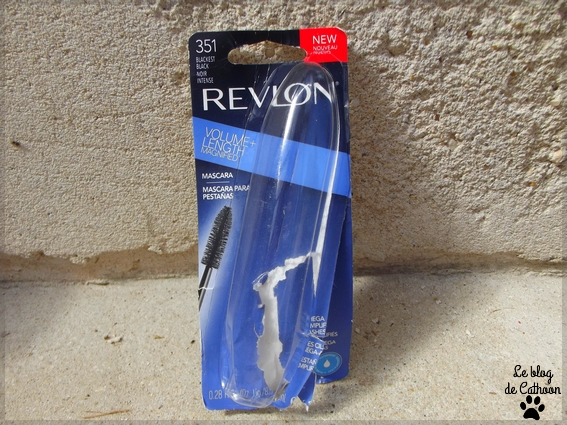 Revlon - Volume+ Length Magnified - Mascara Noir