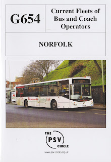 The current Norfolk issue is still available from the PSV Circle website