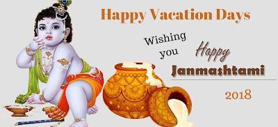 Happy Krishna Jamashtami