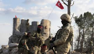 Συριακό Παρατηρητήριο: Ο τουρκικός στρατός χρησιμοποίησε χημικά σε χωριό στο Αφρίν