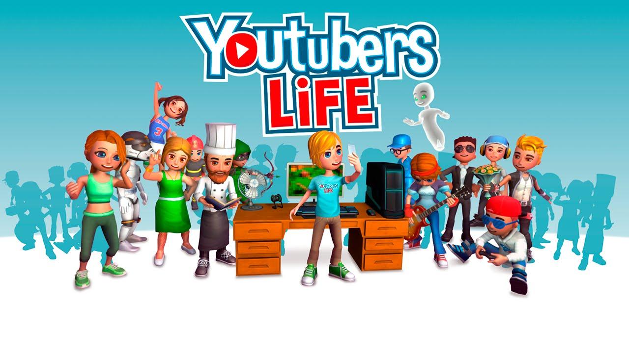 Download Youtuber Life [Game] ~ H a N z I