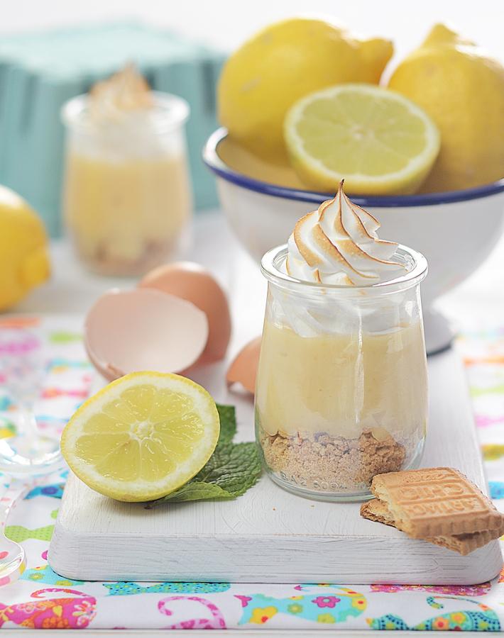 9 Recetas con limón