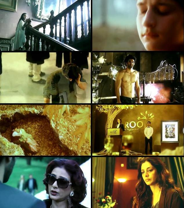 Fitoor 2016 Hindi 720p DVDScr 999MB
