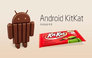 Cerita Unik Dari Kitkat, Versi Andoid 4.4