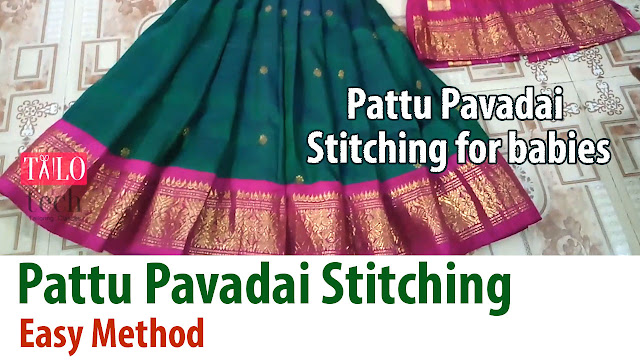 24bcdac546f921 Tailoring Classes | Online Free Tailoring Classes in Tamil: Pattu ...