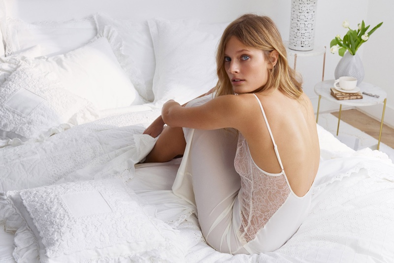 Zara Home Lingerie Spring/Summer 2017 Lookbook