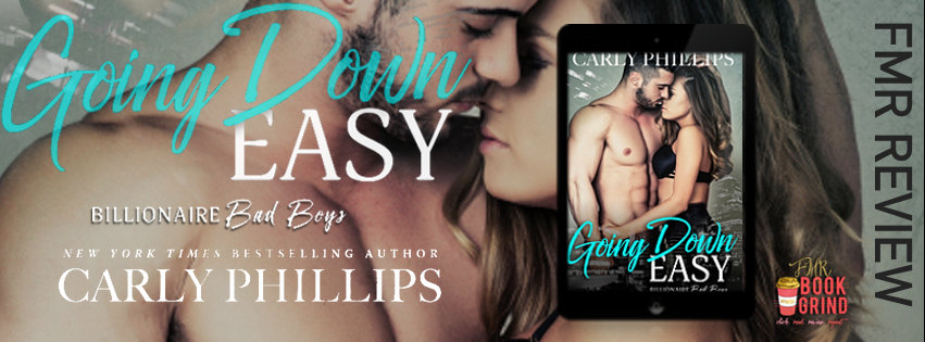 Fmr Book Grind Going Down Easy By Carly Phillips Fmr Review