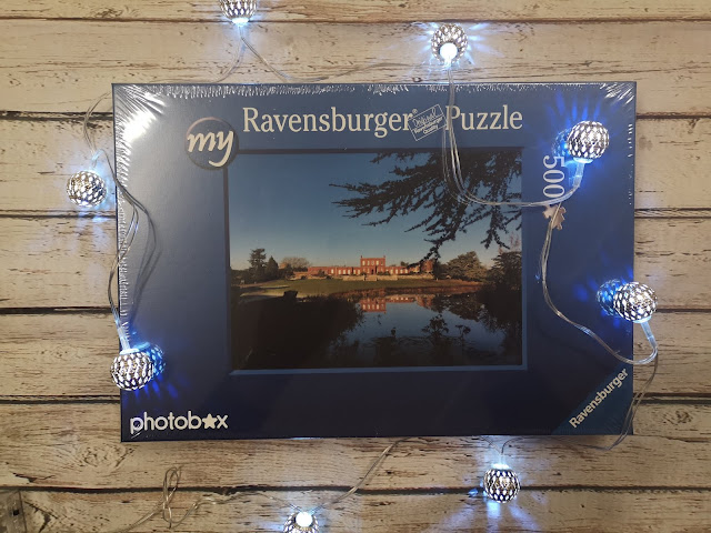 Personalised photo puzzle from photobox