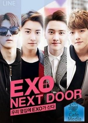 Xem phim EXO Nhà Bên