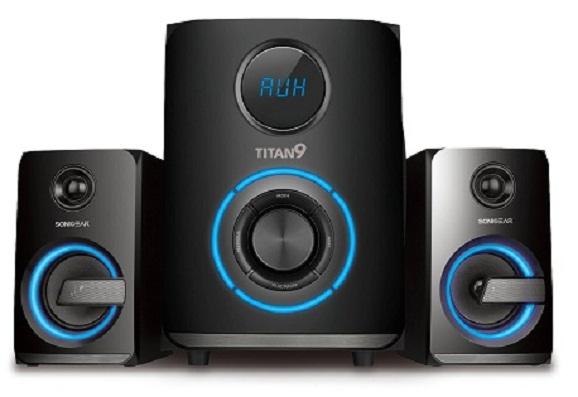 Review Speaker SonicGear Titan 9, Speaker Multimedia Ringkas serta Komplit