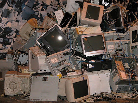 The Problem of E-Waste and How it is Dealt with