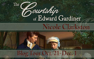 Blog Tour: The Courtship of Edward Gardiner by Nicole Clarkston
