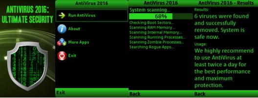 تحميل برنامج مكافحة الفيروسات نوكيا X7 مجانا Ultimate Security  FREE