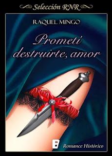 Prometí destruirte, amor