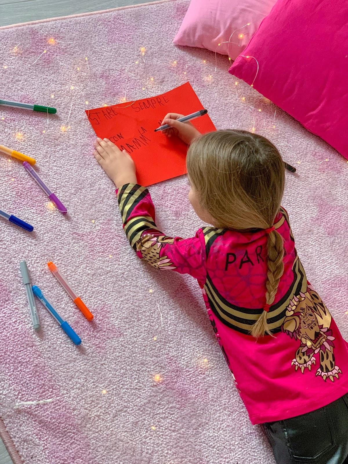 Vestiti Kenzo bambina per festeggiare il nuovo anno