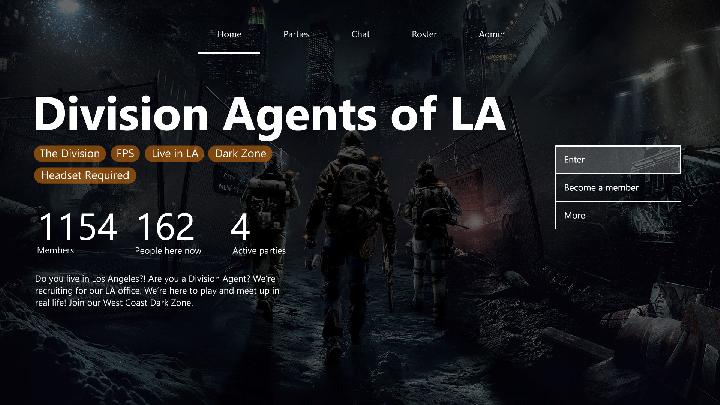 Llegan los clubes y grupos a Xbox One con su programa Preview