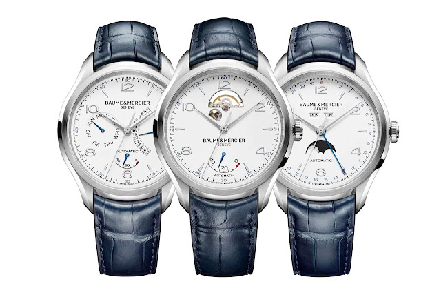 Baume et Mercier Clifton Small Complications