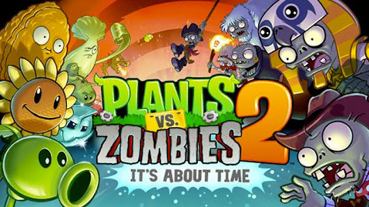 Free Download Plants VS Zombies 2 For Android APK Data