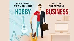 Peluang bisnis dari hobi mungkin timbul mengingat adanya peluang bisnis ini sanggup terjadi 7 Peluang Bisnis Dari Hobi