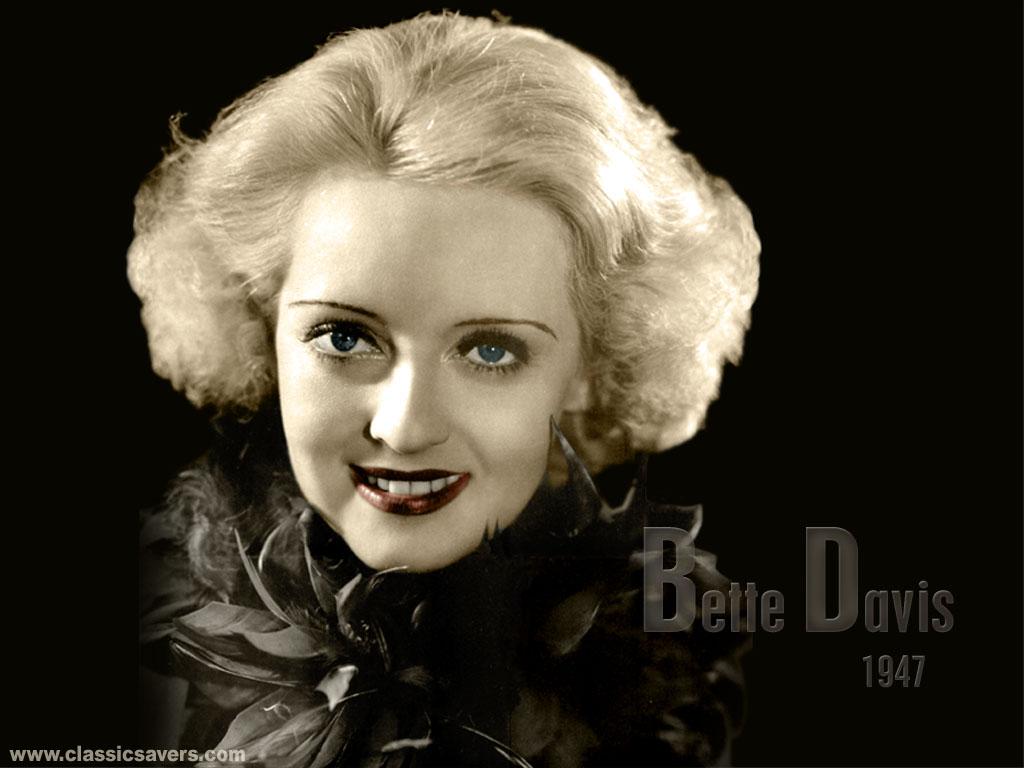 FOTOS DE CINE Bette Davis
